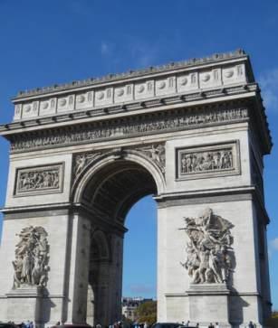 Arc De Triomphe - Laura Spoonie