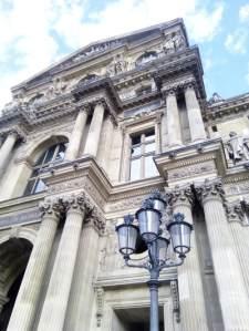 Louvre Architecture - Laura Spoonie