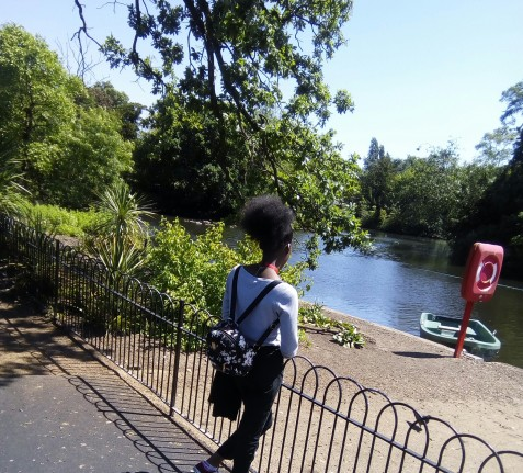 Me x Dulwich Bird Pond - Laura Spoonie