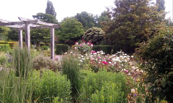 Brockwell Park Secret Garden