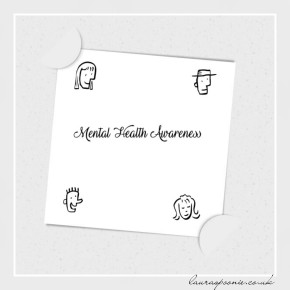 Mental Health Awareness - Laura Spoonie