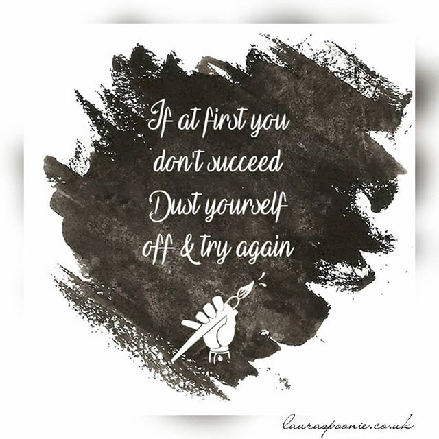 Dust yourself off - Laura Spoonie
