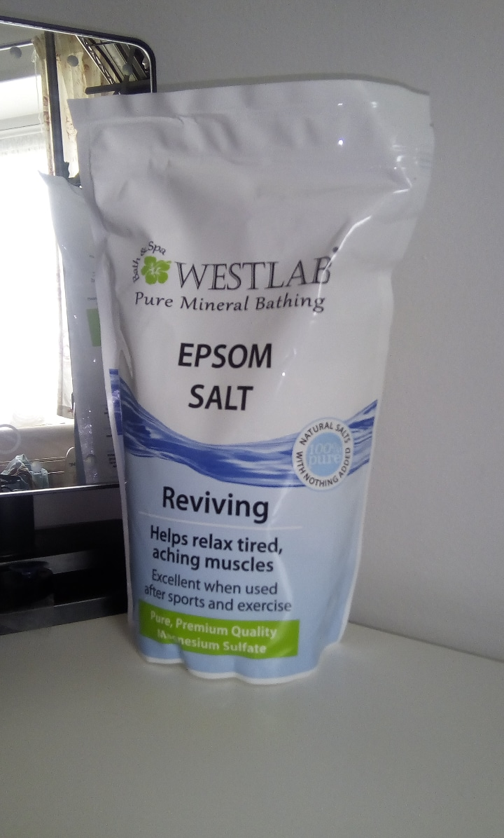 Epsom Salts - Laura Spoonie