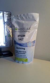 Westlab Epsom Salts - Laura Spoonie