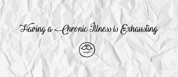 Chronic Illness is exhausting - Laura Spoonie