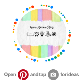 Pinterest Pincode - Laura Spoonie