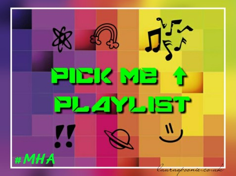 Pick Me Up Playlist - Laura Spoonie