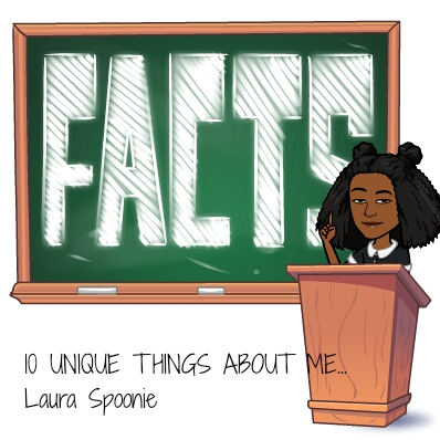 bitmoji FACTS - Laura Spoonie