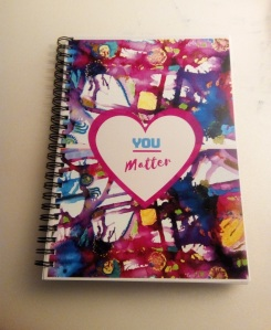 YOU MATTER - Notebook - Laura Spoonie