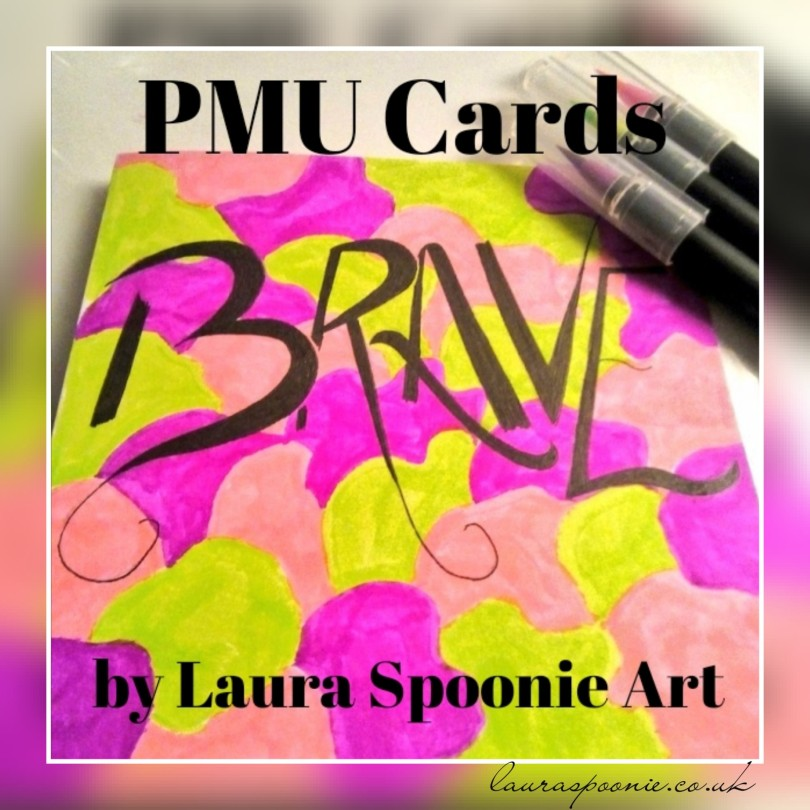 PMU Cards by Laura Spoonie Art
