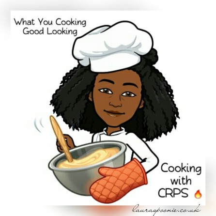 Cooking with CRPS - Laura Spoonie