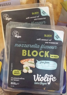Violife Vegan Cheese - Laura Spoonie