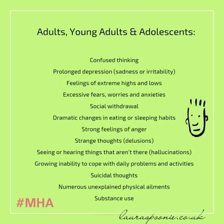 MHA - Adult relapse - Laura Spoonie