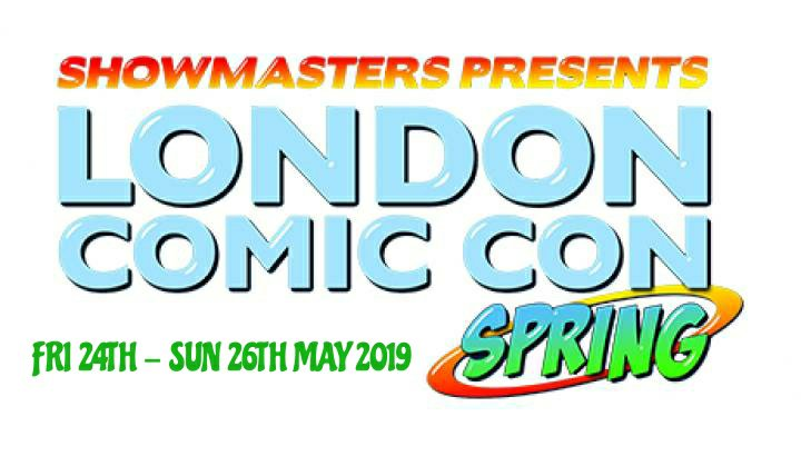 Comic Con London May 2019 - Laura Spoonie