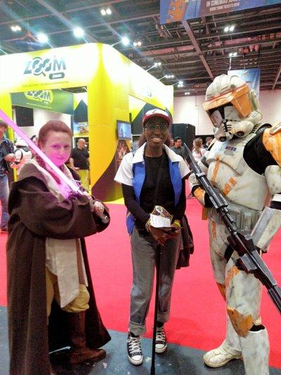 Star Wars & I