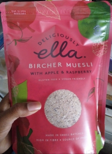 Deliciously Ella Bircher Muesli - Laura Spoonie