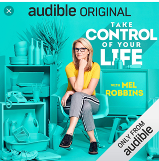 Take control of your life - Mel Robbins