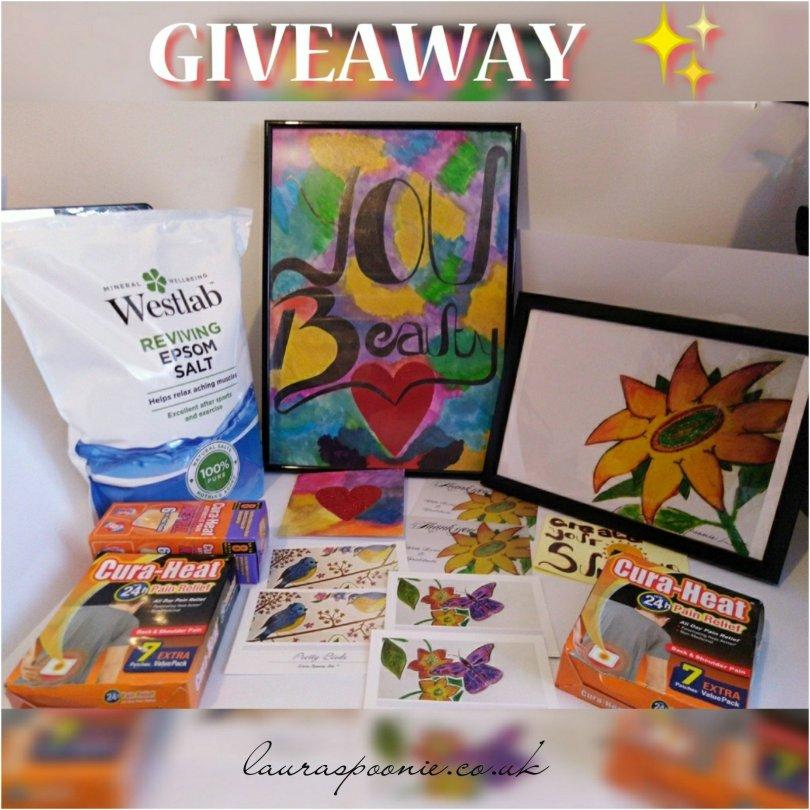 1 YEAR SUBSCRIBER GIVEAWAY - Laura Spoonie