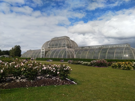 Tropical Continents Greenhouse & Rose Garden - Kew Gardens - Laura Spoonie