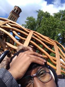 I had a migraine & felt sick - Kew Gardens - Laura Spoonie