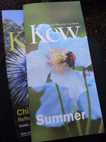 Kew Gardens Map
