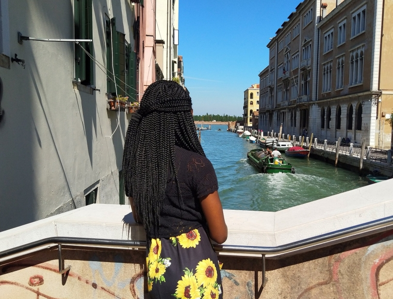 Silhoutte Venice, Italy - Laura Spoonie