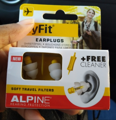 FlyFit Ear Plugs - Laura Spoonie